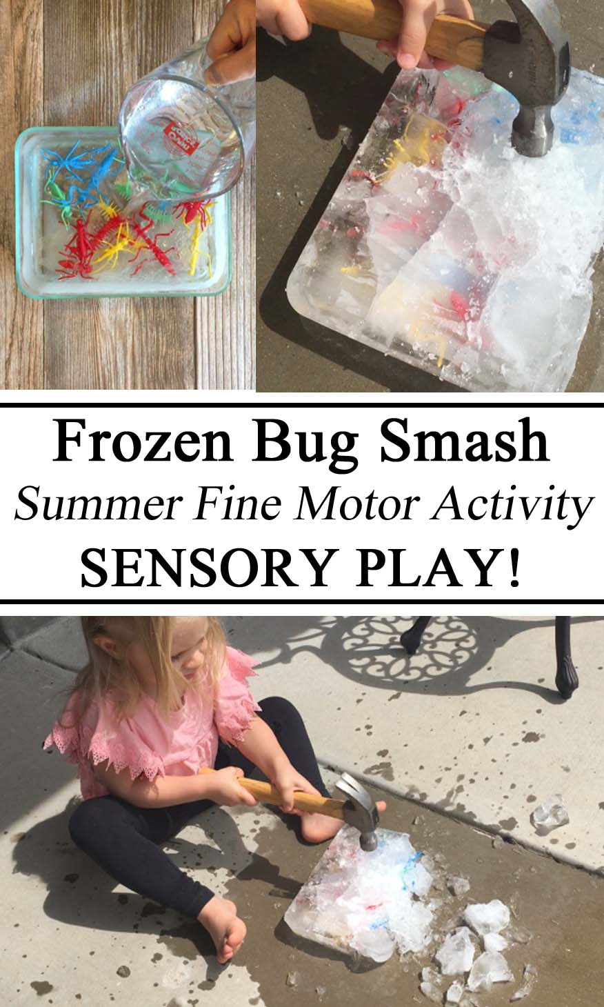 Hands on Activity, Frozen Fun, Summer Activity, Preschool Activity, Learning, Educational, Homeschool, Homeschooling, Ice, Frozen, Summer Vacation, Stay at Home, Inspiration, Montessori, Homeschool, Homeschooling, Resource, Ideas