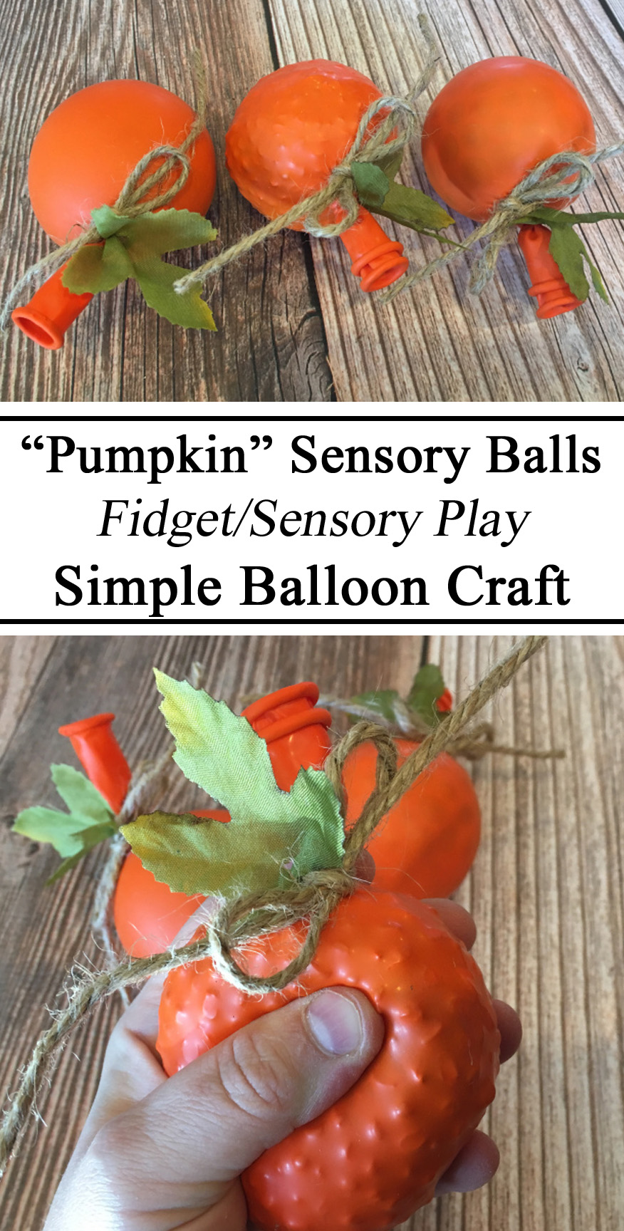 Sensory Play, Sensory Activity, Toddlers, fidget toy, Balloon Craft, Pumpkin, Nature, Seeds, Hands on Learning, DIY, Toddlers, Preschool, Resources, Inspiration, Teachers, Parents, Stay at Home Mom, Fall, Autumn, Montessori, Waldorf, Homeschool, Homeschooling