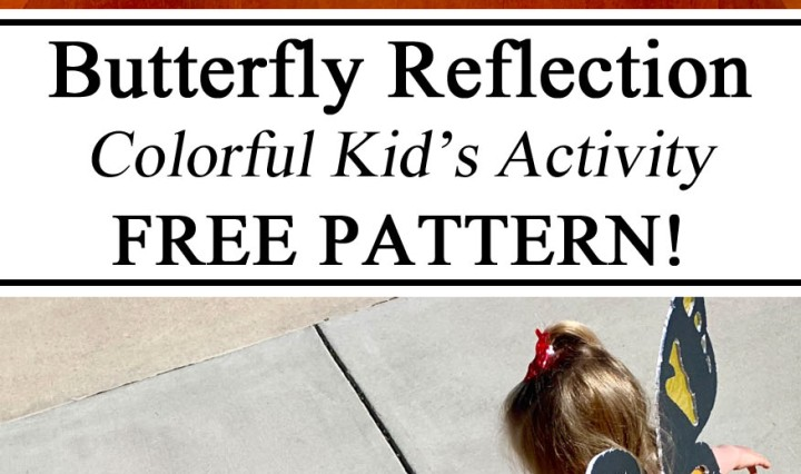 Free Download, Homeschooling Homeschool Waldorf Montessori, Creative, Pattern Free Printable Activities for Kids, Summer Ideas Inspiration, Hands on Learning, Jamaica Unit, Giant Swallowtail Butterfly, Light Reflecting, Cellophane Colors, Learning, Teachers, Early Childhood Education,