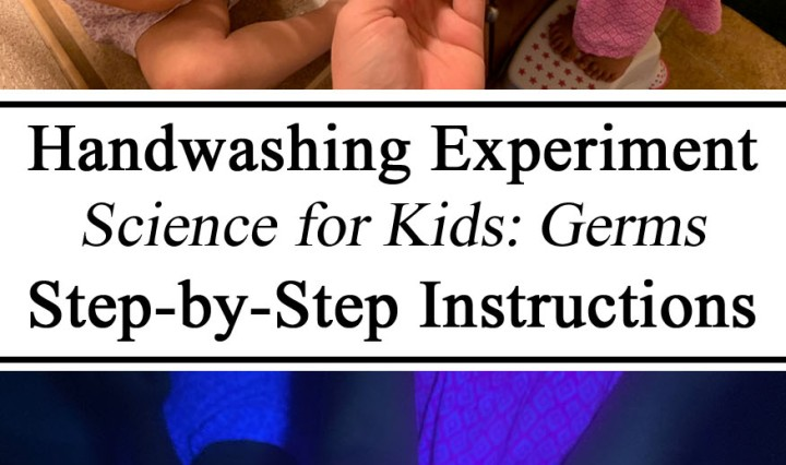 Homeschooling, Germ Science Experiment for Kids STEM STEAM Learning Learn Educational Activities Hands on Louis Pasteur How to Glow Gel Germ Black Light Homeschooling Waldorf Montessori Play Based Educational Activities PreK Preschool Homeschooling Unschool Unschooling Ideas for Teachers