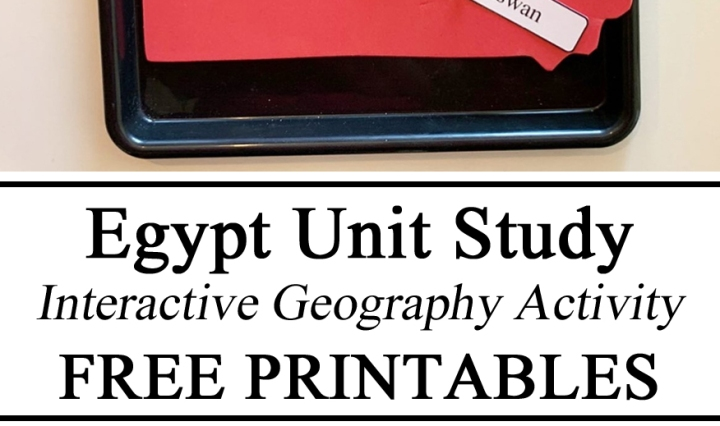 Homeschool, Homeschooling, Geography, Egypt Ancient Egyptian, Activity, Activities, Free Downloads Printables Printable Resources, Montessori Montessori-Inspired Waldorf Map Cities, History, Cutout, Pattern, Ideas